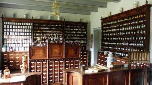 Farmacia antigua