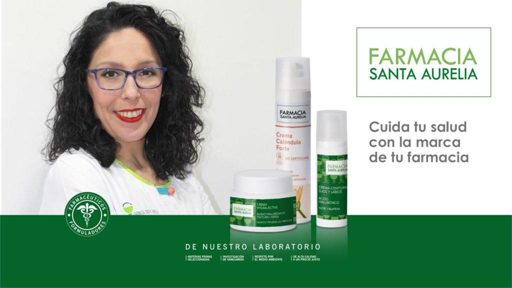Marca Farmacia Santa Aurelia