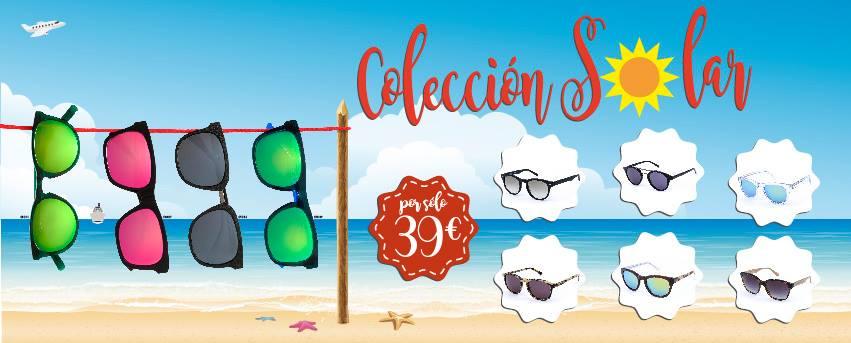 Campaña gafas de sol mayo 2017