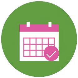 Agenda mensual