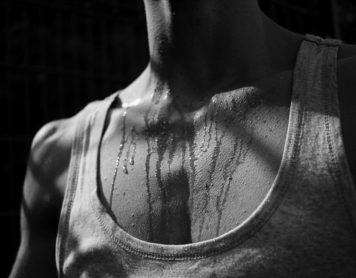 Convivir con la hiperhidrosis