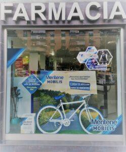 Con Meritene Mobilis puedes ganar esta bicicleta
