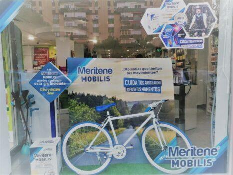 Gana una bicicleta con Meritene Mobilis
