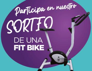 Tu peso ideal trae de regalo una bicicleta estática