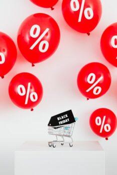 Promociones y descuentos en Farmacia Optica Santa Aurelia por el Black Friday